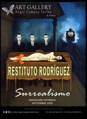 Restituto Rodríguez - Surrealista